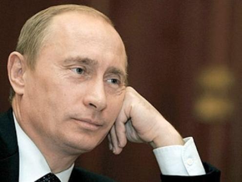 Владимир Путин придумал нового героя для программы «Спокойной ночи, малыши!»