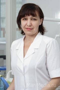 Врач-стоматолог Кузьмина Л.В.