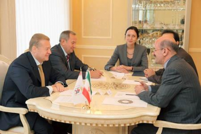 Марий Эл посетил Генеральный Консул Исламской Республики Иран