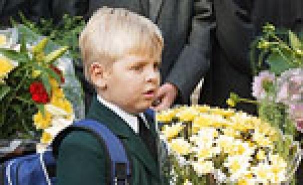 6400 мариэльских первоклассников переступят завтра порог школы