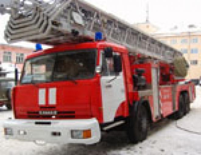 """Завтра в столице Марий Эл пожарно-спасательная техника обретет своего """"хозяина"""""""