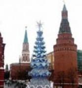 Школьники из Марий Эл принимают участие в «кремлёвской» ёлке, которая проходит сегодня в Москве