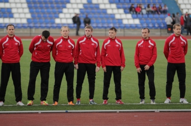 Йошкар-олинский «Спартак» одержал три победы