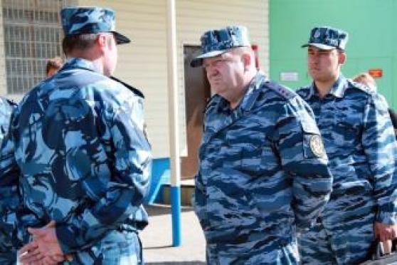 Генерал Реймер признал положение дел в  УФСИН России по Республике Марий Эл удручающим