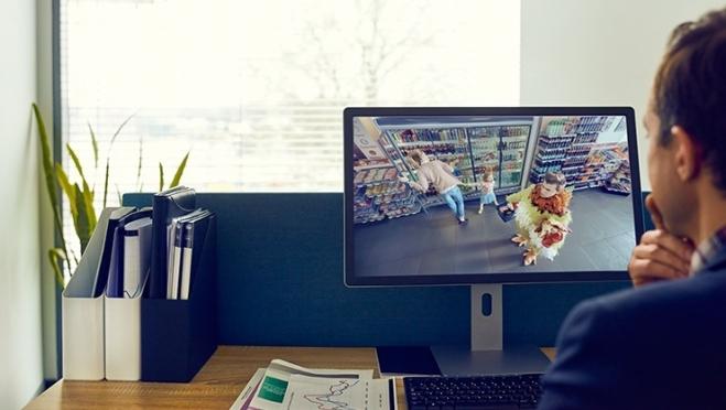 Клиентам «Дом.ru Бизнес» стали доступны   камеры видеонаблюдения в аренду