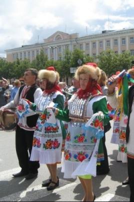 Открытие Межрегионального праздника «Пеледыш пайрем» постер