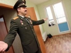 Военнослужащие-очередники до конца года получат постоянное жилье