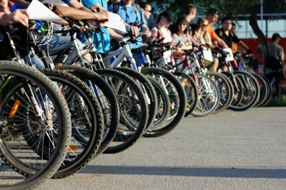 Велосипедисты Марий Эл готовятся к «Эвелину-2016»