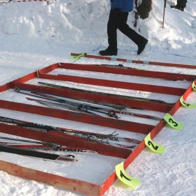 Всероссийские соревнования по спортивному туризму на лыжных дистанциях