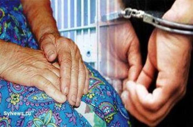 В Марий Эл мужчина изнасиловал 87-летнюю старушку