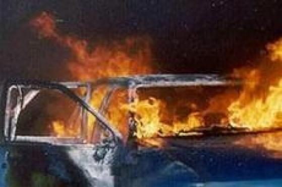 Трое исламистов подорвались на автомобиле в районе Зеленодольска