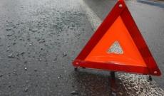 В Звениговском районе пьяный пешеход попал под колеса иномарки