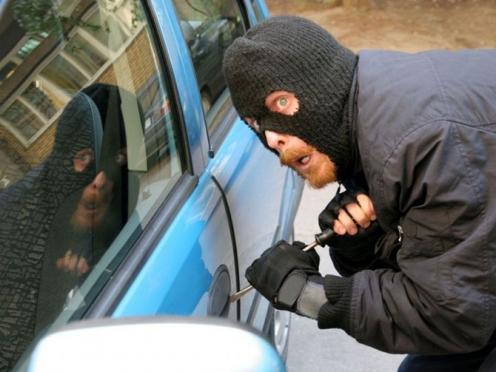 Полиция пресекла преступную деятельность серийных автоугонщиков