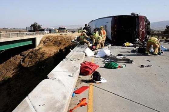 Число жертв автокатастрофы под Шарм-эль-Шейхом в Египте возросло до 33 человек