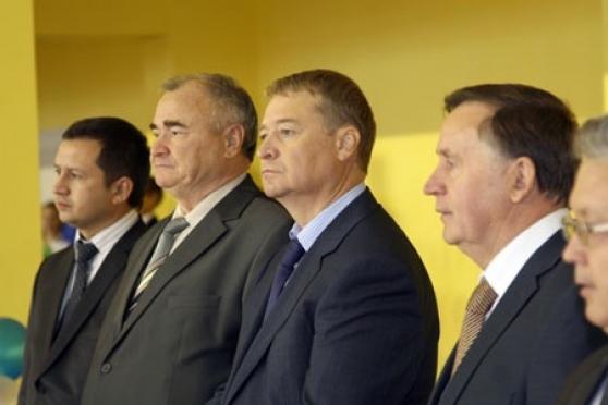 В Медведево открылся спортивный  центр «Витязь»