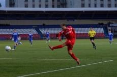 Футбольный матч в Кирове между соседями победителя не выявил