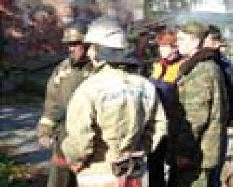 Пожарным Марий Эл предстоит поработать на железнодорожных путях