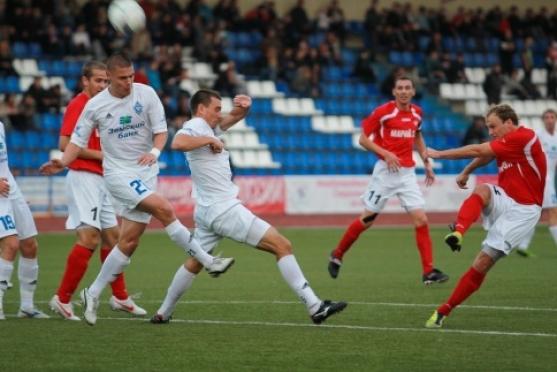 Зимний чемпионат Марий Эл по футболу выходит на финишную прямую