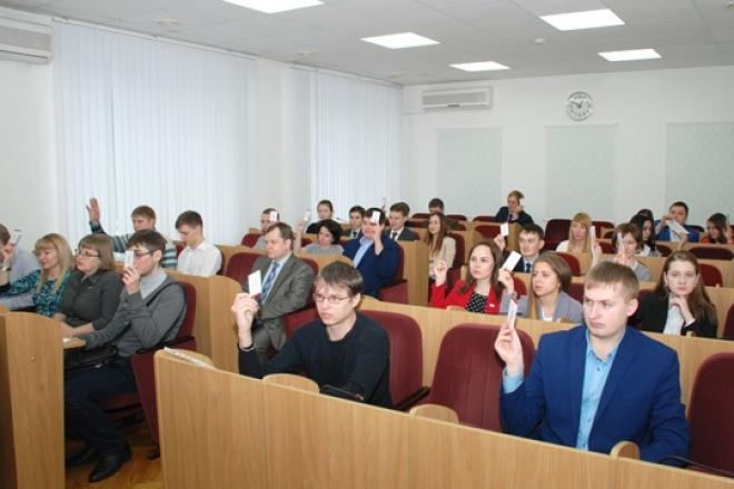 Молодежный парламент Марий Эл, возможно, наделят правом законодательной инициативы
