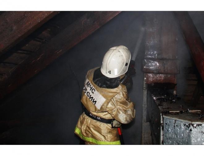 В Волжске в многоквартирном доме задохнулся в дыму 60-летний мужчина