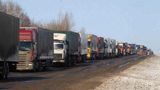 Движение по дорогам Марий Эл ограничено для грузовых машин