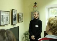 В музее истории Йошкар-Олы открылась выставка на церковную тематику