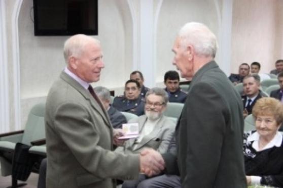 Председатель Совета ветеранов МВД встретится с пенсионерами республики