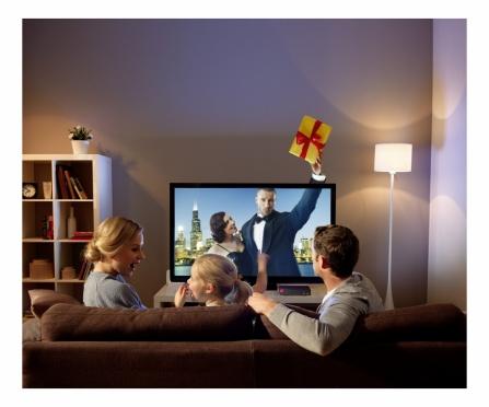 «Дом.ru» в Йошкар-Оле подарит телевизор новому клиенту