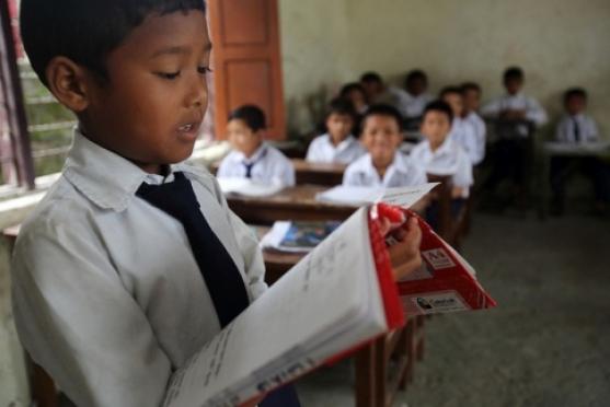 Детей мигрантов будут учить русскому языку по спецучебникам