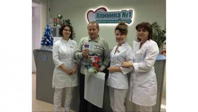 Наш 4000-й пациент на МРТ