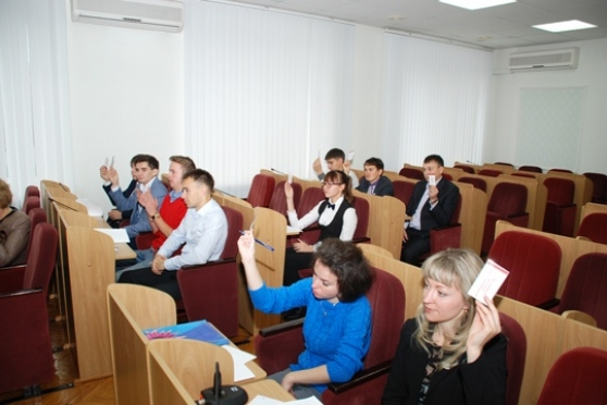 Молодежный парламент будет тесно взаимодействовать с Союзом добровольцев России