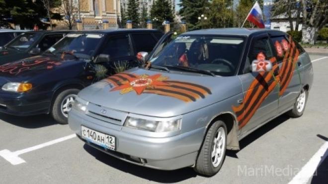 Автомобилисты Йошкар-Олы посвящают майский автопробег Герою Советского Союза А.П. Маресьеву