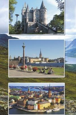 Фотовыставка «Швеция» постер