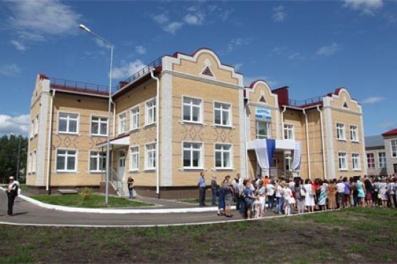В посёлке Советский построили детский сад «Кораблик» за 61 млн рублей