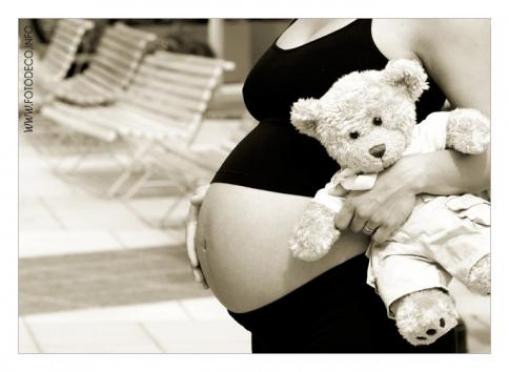 15-летняя девочка из Марий Эл готовится стать мамой