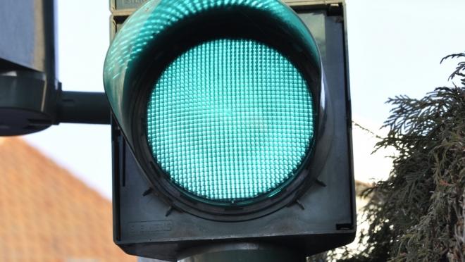 В Йошкар-Оле из строя выведен светофор