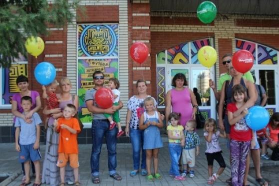 Беженцы с юго-востока Украины обустраиваются в Йошкар-Оле