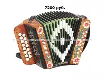 Гармонь Ромашка С20Х