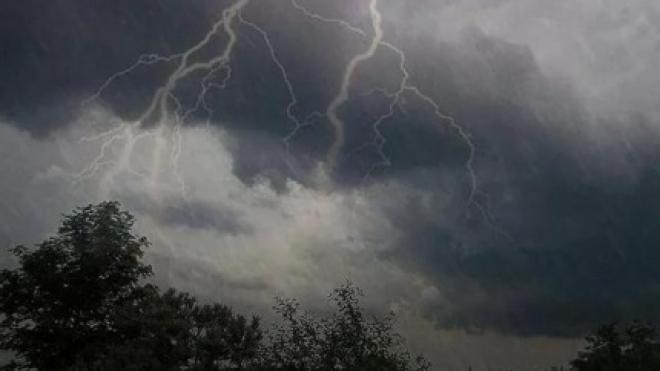 В воскресенье в Марий Эл прогнозируются грозы