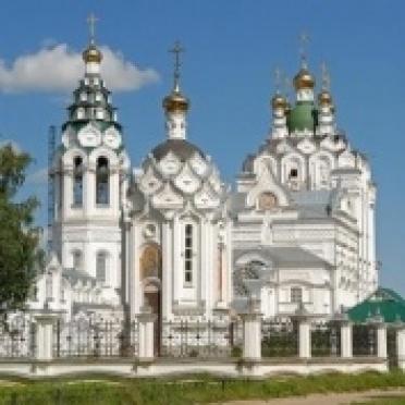 В церквях и храмах Йошкар-Олы проходят торжественные богослужения