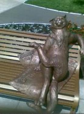 «Йошкин кот» в Йошкар-Оле