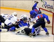 Волжская «Ариада» проиграла «ТХК» в серии послематчевых буллитов
