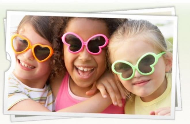 Как защитить детские глаза от солнца. Советы лучших офтальмологов оптики «Хрусталик»