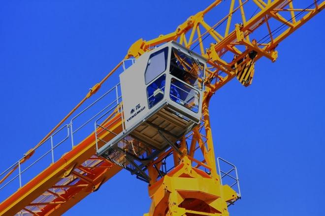 В Марий Эл с башенных кранов срезали медный силовой кабель