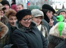 Йошкаролинцы готовятся к встрече одного из любимых русских праздников – Масленицы