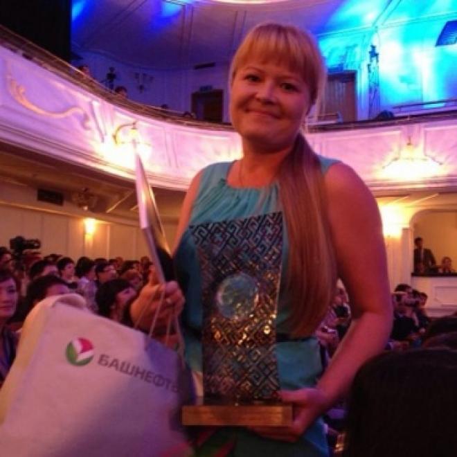 ГТРК «Марий Эл» получила приз на Всероссийском фестивале национального телерадиовещния