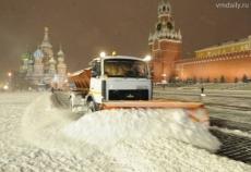 Московский снегопад обойдет Марий Эл стороной