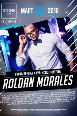 Roldan Morales постер