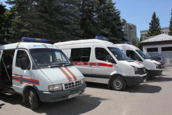 На место ДТП в Нижегородской области выехала оперативная группа из Марий Эл