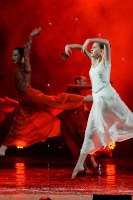 Мелиссента. Вечер современной хореографии постер